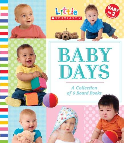 Baby Day: A Collection of 9 Board Books (Little Scholastic) por Jill Ackerman