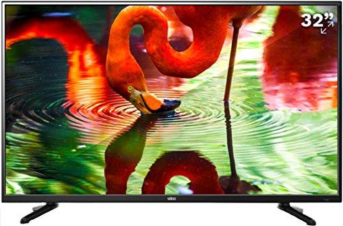 Seleco S32FHD 81cm ( 32 Zoll) Full HD (1920x1080 Auflösung) LED Flat Fernseher / TV , 16:9 Format, DVB-T2 Tuner (Triple Tuner, 60Hz, USB, Audio/Video Player, 2 HDMI Anschlüsse, Kopfhöreranschluss),schwarz