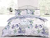 Best Chic Home Beddings - Bedding Heaven Blue Shabby Chic French Country Reversible Review
