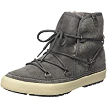 Roxy Whistler ARJB300007 - Botas para mujer, color Gris (Charcoal), talla 39