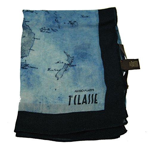 Foulard | Alviero Martini 1^ Classe Geo Abbigliamento | K097035540132-Blu Grecia