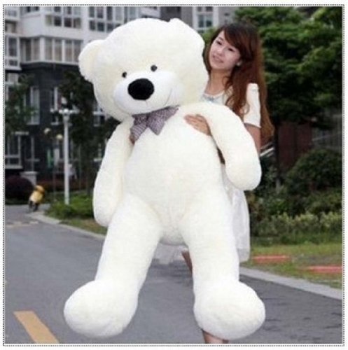 YunNasi-gigante-Teddy-oso-de-peluche-animal-de-felpa-120-cm-blanco