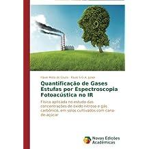 Quantificação de Gases Estufas por Espectroscopia Fotoacústica ...