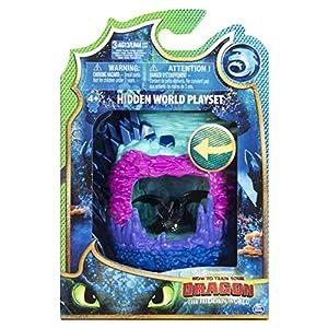 Spin Master Dragons Dragon Lair - Figuras de Juguete para niños, 4 año(s), Niño/niña, Dibujos Animados, Animales, Dragon Riders