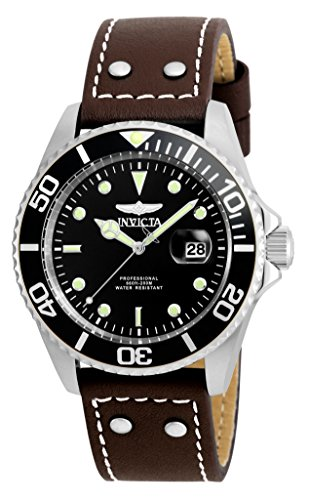 Invicta 22069 Pro Diver Reloj para Hombre acero inoxidable Cuarzo Esfera negro