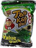 Seetang Chips, Original, Tao Kae Noi 65g plus Original Asia-In Langkorn Duftreis aus Thailand (100g)