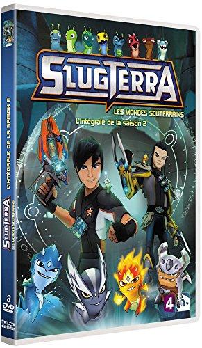 Coffret slugterra, les mondes souterrains, saison 2 [Francia] [DVD]