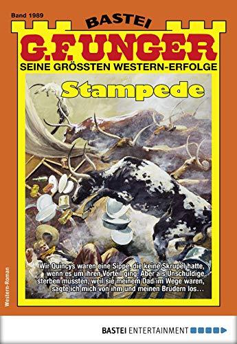G. F. Unger 1989 - Western: Stampede (G.F.Unger)