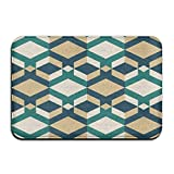 The door mat design is printed with fade-resistant ink for long-lasting wear resistance. Cush size (approx.): 23.6 x 15.7 Inch, 60cm X 40cm When a beautiful mat reaches your door stage, you can still see the amazing finishing on the back of the mat -...