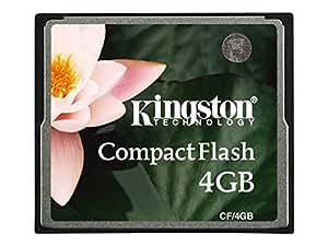 Kingston CF/4GB CompactFlash 4GB Speicherkarte
