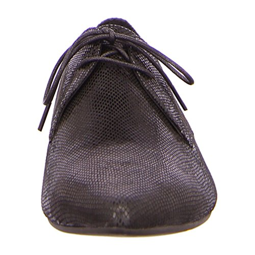 Vagabond  4011108 20 BLACK, Chaussures à lacets et coupe classique femme Noir - Noir