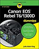 Canon EOS Rebel T6/1300D For...