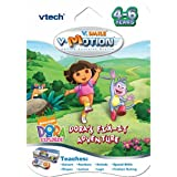Vtech Electronics V.Smile Motion Software Dora The Explorer: Doras Fix-It Adventure (Multi-ColouRosso) [importato da UK]