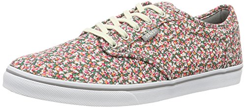 Vans WM Atwood Low, Sneakers Basses Femme Multicolore (Ditsy)