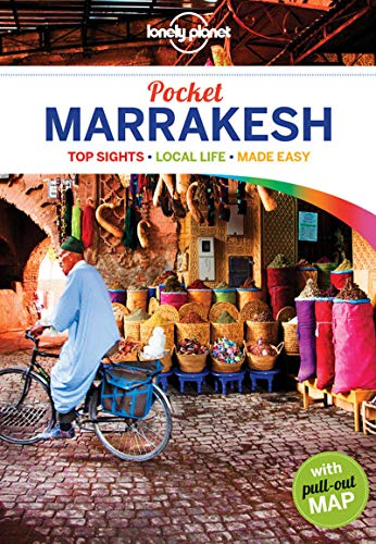 Price comparison product image Lonely Planet Pocket Marrakesh (Travel Guide)