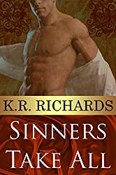 Sinners Take All (The Quest for the Shroud Book 1)
