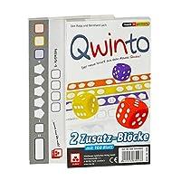 NSV-4038-QWINTO-Zusatzblcke-2-er-Set-Wrfelspiel NSV – 4038 – QWINTO – Ersatzblöcke 2er Set – Würfelspiel -