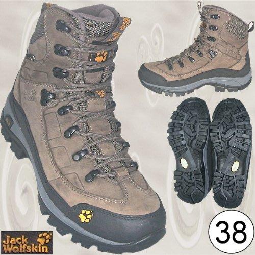 Jack Wolfskin Texapore Winter Trail Women Men Schuhe UK 5.0-US 7.0-CM 24.2 - Gr. 38 [Thinsulate Insulation - Klimamembrane - Trekkingstiefel; Trekkingschuhe, Länge der Einlegesohlen ca. 25.5 cm, max. Breite ca. 8,5 cm, wasserdicht, Vollnarbenleder]