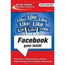 Auf die Schnelle: Facebook ganz leicht