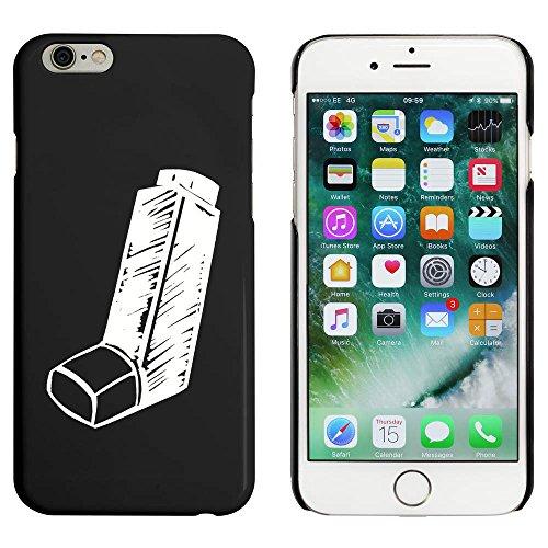 Azeeda Schwarz \'Medizinischer Inhalator\' Hülle für iPhone 6 u. 6s (MC00052177)