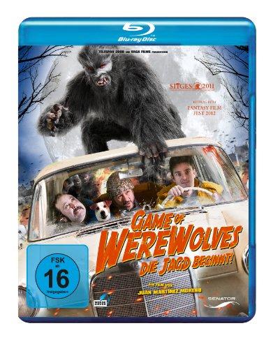 Bild von Game of Werewolves - Die Jagd beginnt! [Blu-ray]