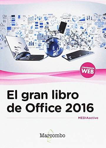 El Gran Libro de Office 2016 por MediaActive
