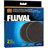 Fluval 2-Piece Foam Pad for Fluval FX5/FX6 Aquarium Filter