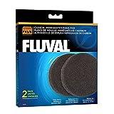 Fluval FX5/6 Kohle/Filterschwamm 2er