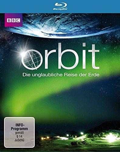 Die unglaubliche Reise der Erde [Blu-ray]