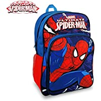SP16102 Zaino a spalla adattabile per trolley scuola Spiderman 42x31x12 cm. MEDIA WAVE store