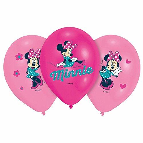 Geburtstag Ballons Luftballons Mouse 6 Stück ()