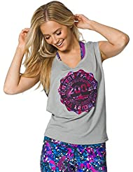 Zumba Fitness Inspired By You T-Shirt Femme Thunderin