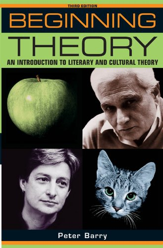 Beginning theory: An introduction to literary and cultural theory 3rd Edition (Beginnings)