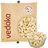 Amazon Brand - Vedaka Whole Cashews, 200g