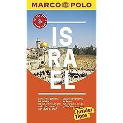 MARCO POLO Reiseführer Israel: Reisen mit Insider-Tipps. Inklusive kostenloser Touren-App & Events&News Autovermietung Israel