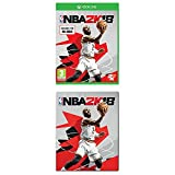 NBA 2K18 + Steelbook (XBox One)
