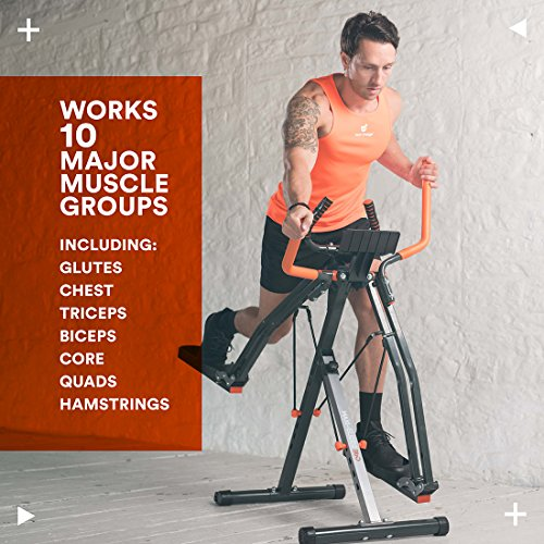 New Image Maxi-Glider 360 10 in 1 Cross Trainer