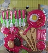Comdaq Pans and Cutlery Kitchen Set