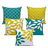 Best Throw Pillows - Cushion Cover by MUKESH HANDICRAFTS | Geomatics Pattren Review