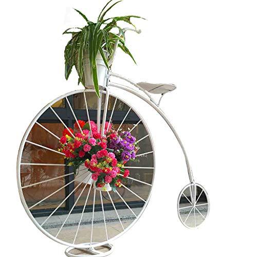 Blumenständer europäische Fahrrad Blumentopf Rack Schmiedeeisen mehrschichtige Float Hause Rahmen