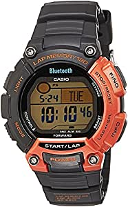 Casio Outdoor Digital Grey Dial Unisex Smart Fitness Watch - STB-1000-4ADF (S071)