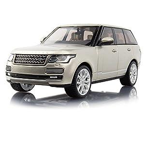 Land Rover 51LRDCA405 Range Rover Luxor - Modelos de Color Dorado, Escala 1:43