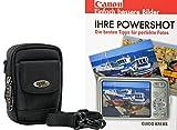 Foto Kamera Tasche Red Rock Set mit Fotobuch IHRE Powershot Canon