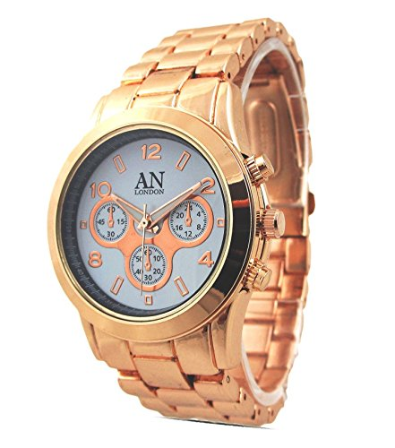 New Best 2016 Rose Gold Mens Watch - Watches