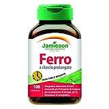 Ferro 100 cpr - Jamieson, Ferro a rilascio prolungato