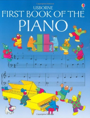 First Book of the Piano (Usborne First Music) by Eileen O'Brien (1998-04-01)