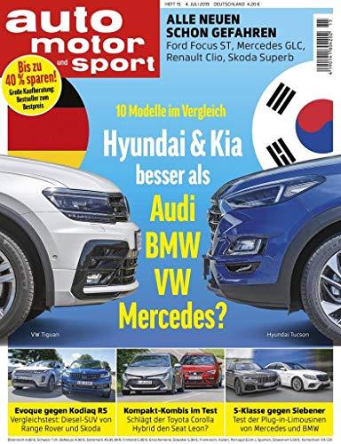 auto motor und sport (Motores Autos De)