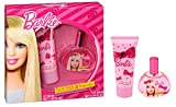 Barbie / Geschenk-Set: Body Lotion 60ml + Eau de Toilette (Parfum) Spray 30ml - für Kinder
