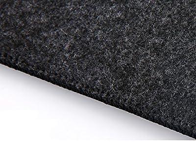 Résistant à l'Eau Feutre & PU Cuir Microfibre Pochette Sacoche Housse pour Ordinateur Portable/Apple/ipad/Samsung/ASUS/Acer/HP/Sony de 11.6-15.4 Pouces