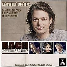 Bach: Concertos for 2, 3 and 4 Pianos